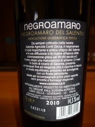 Negroamaro 2010