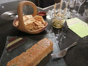 *Salmon Tartare with Quinoa