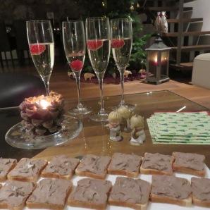 Foie-Gras Canapés