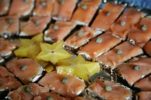 Smoked-Salmon Canapés