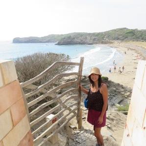 Menorcan Gate @ Platja d'en Tortuga