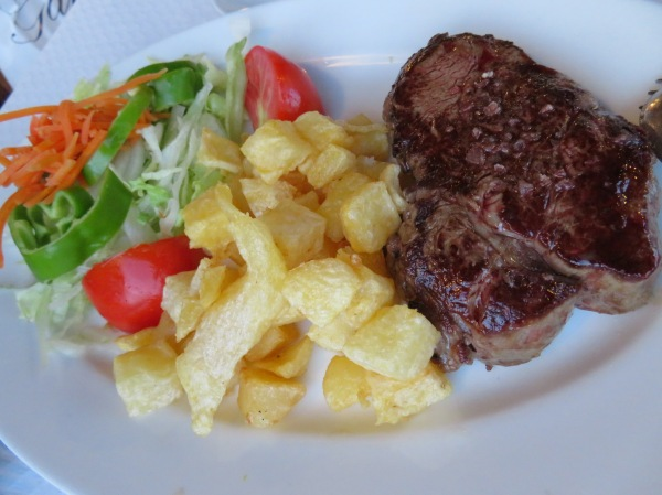 Menorcan steak