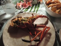 Lobster Grilled in Ginger Garlic ¦ Image by JP Le Cocq