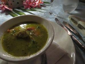 Local Crab Soup