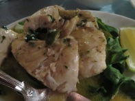 Red Snapper with Herbs