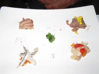 Marinated & Smoked Fish