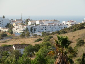 View to Burgau