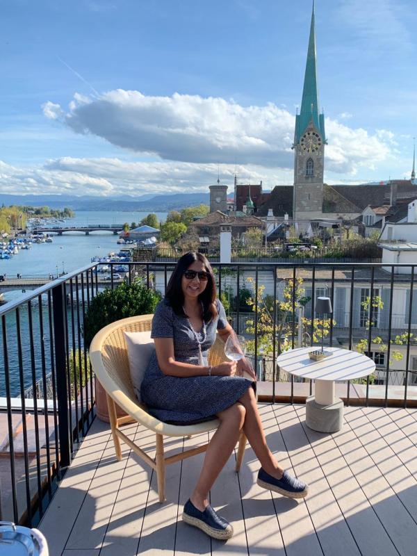 Zurich, Sep 2019 ¦ Image by M Lipp